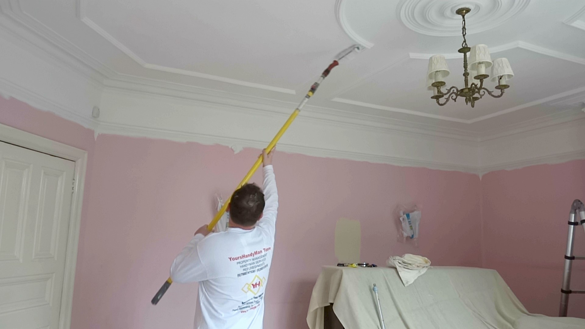 Fulham Painter - YoursHandyMan Team