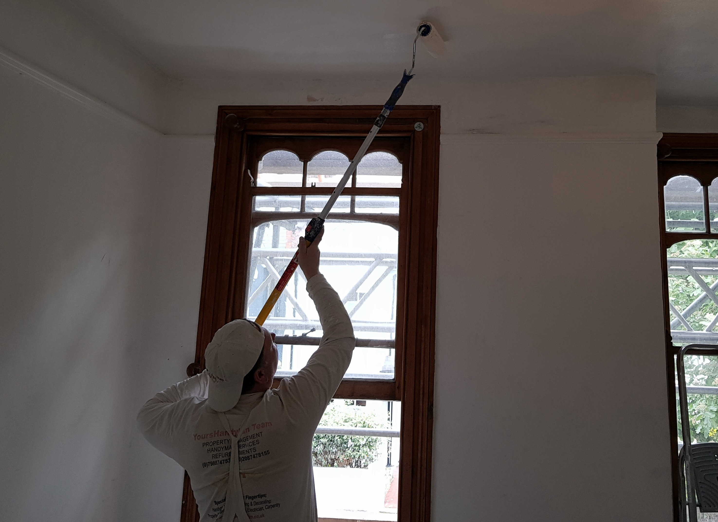 Painters-Hammersmith-W6 - YoursHandyMan Team