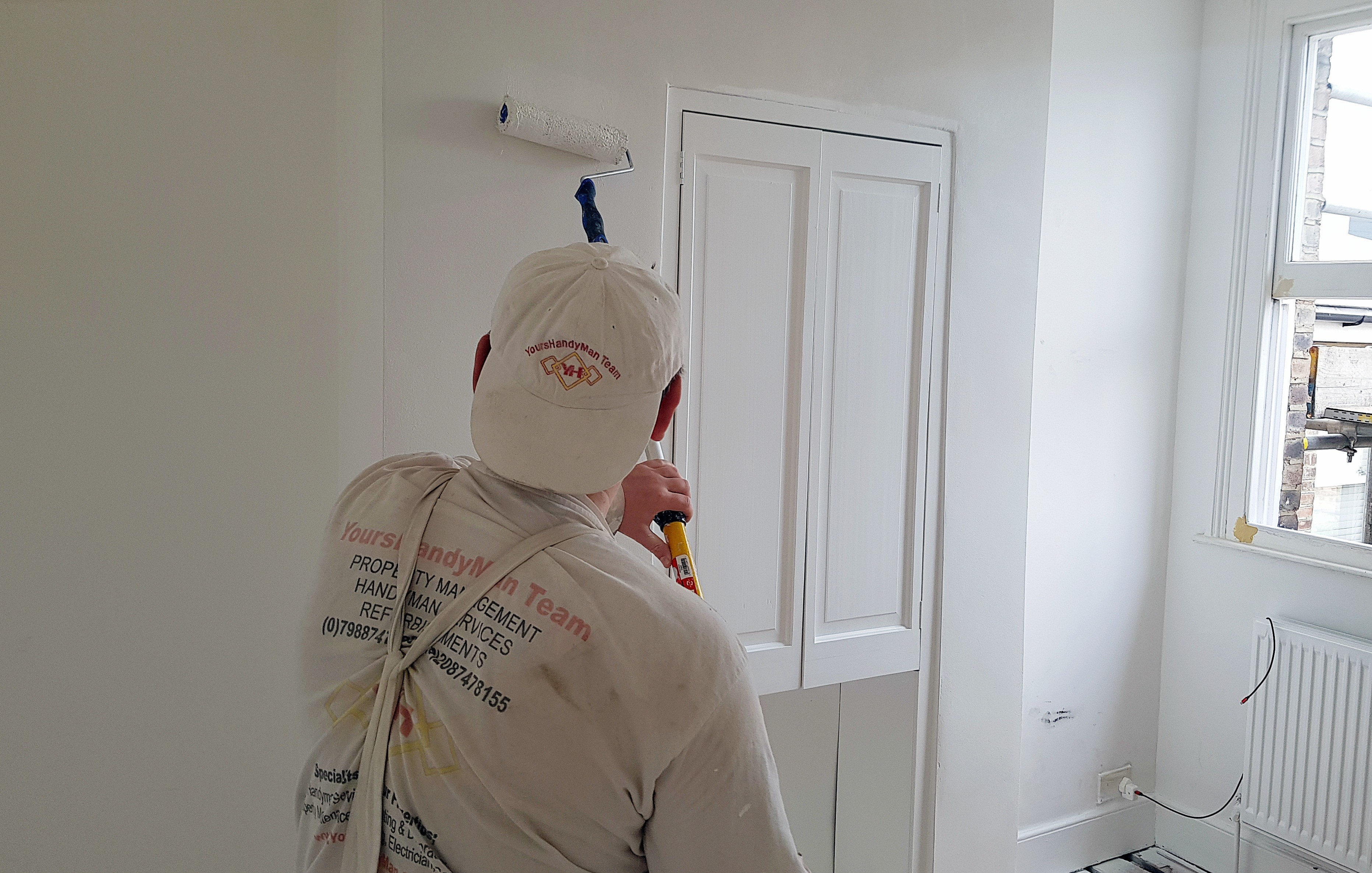 Painters in Mortlake - YoursHandyMan Team