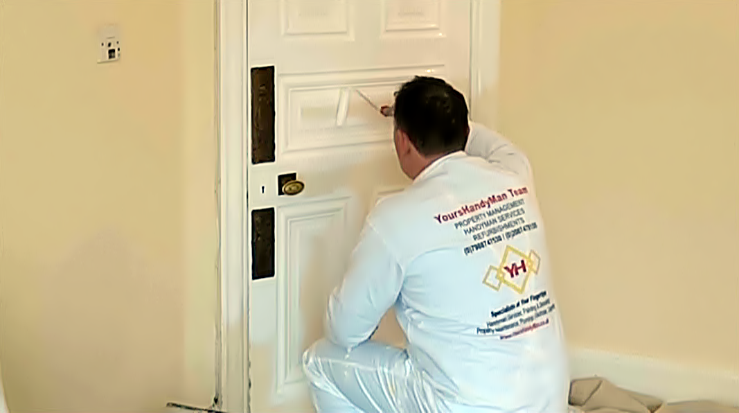 Painters in Wandsworth - YoursHandyMan Team